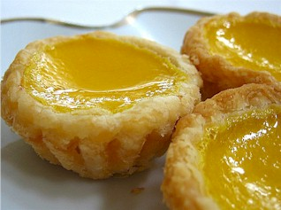 Chinese Eggtarts - A Favourite All Year Round