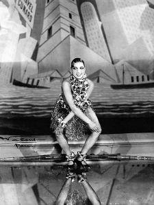 Josephine Baker c1930