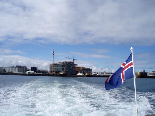 Iceland Reykjavik Harbour