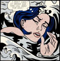 Roy Lichtenstein's Most Well Known Period