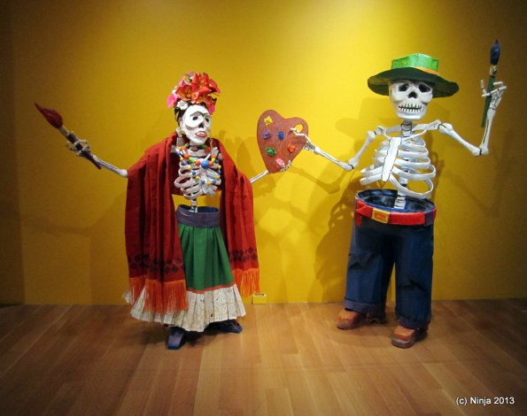 Frida and Diego by Shadowland